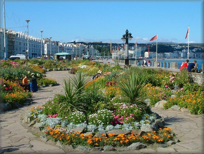 Manx Gardens Isle Of Man Ellan Vannin
