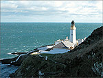 Douglas Head Lighthouse from Port Skillion - (13/2/05)