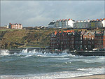 The northern end of Peel Prom - (13/2/05)