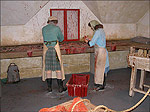 Gutting the Herring in the House of Manannan - (27/1/05)
