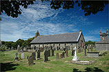 Kirk Maughold Church - (10/7/05)