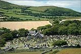 Kirk Maughold Church and Village - (10/7/05)