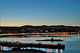 A Summer Night's View over Douglas Bay - (13/7/05)