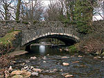 The bridge at Milntown on the TT Couse - (6/3/05)