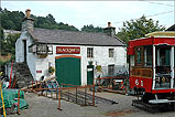 The Laxey Blacksmith's workshop - (3/10/05)
