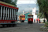 Electric Trams in Laxey - (7/9/05)