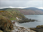 Looking South over Niarbyl Bay - (23/4/04)