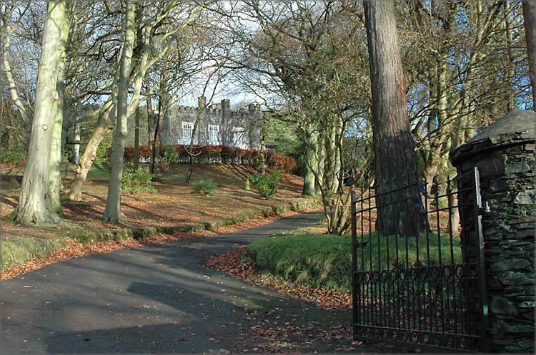Greeba Castle   Hall Caine   Isle of Man   Manx   Pictures ...