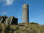 The Herring Tower at Dreswick Point - (10/2/04)