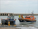 "Ramsey Lifeboat ""Ann and James Ritchie - (13/2/04)"