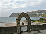 St Catherines Well - Port Erin - (13/5/04)