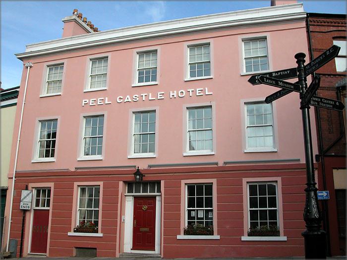 Peel Castle Hotel Douglas Street Peel Isle Of Man