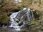 The Waterfall at Injebreck West Baldwin - (16/11/03)