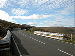 The Mountain Mile on the TT Course - (26/10/03)