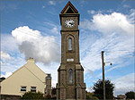 Foxdale Clock Tower - (2/10/03)