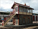 Douglas Station Signal Box - (1/9/03)